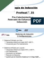 Tecnología de Inducción - ProHeat™ 35