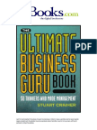 Crainer-The Ultimate Business Guru Book