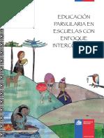 Educacion Parvularia en Contextos de Interculturalidad Final