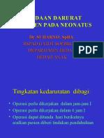 trauma abdomen pada neonatus