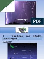 Fundamentos de Climatologia 2011 Específico 1ºano
