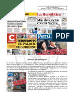 Actualidad 6-1 Crisis Politicas LUNES