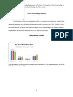 socio-demographic profile revised