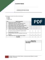 Lembar Penilaian Antar Teman-Komunikasi Interaksi online.docx