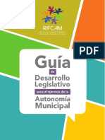 Guia Desarrollo Legislativo Municipal