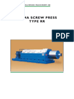 Krima Screw Press