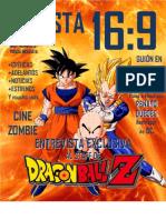 Revista 16-9 [AR] (2013-10) 0003 - Staff de Dragon Ball Z (1)