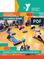 YMCA 2015 Annual Report