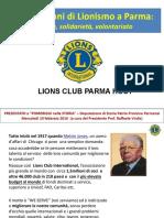 Lions Club Parma Host
