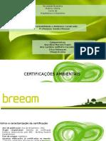 certificação BREEAM