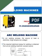 5. Arc Welding Machine