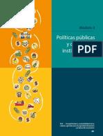 Modulo 3, Unidad - Políticas y Desarrollos Institucionales