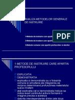 Analiza Metodelor Generale de Instruire c 5