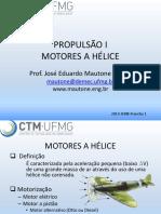 PropulsaoI Motores A Helice