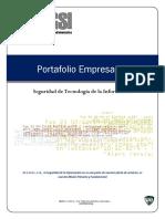 Portafolio Empresarial CGSI 2012 VS3