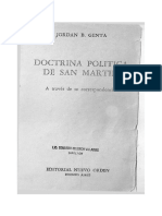 GentDoctrina política de San Martin a través de su correspondenciaa. Doctrina Política de San Martin a Través de Su Correspondencia