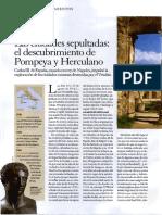 Las Ciudades Sepultadas de Pompeya y Herculano (National Geographic Historia)