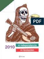 Rius Ni Independencia Ni Revolucion