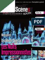 Art Scenes #08 - Juillet Aout 2009