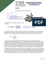 U Coefficient Heat Transfer