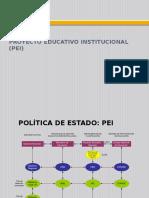 Proyecto Educatvo Institucional 1