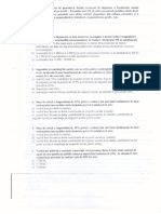 107 Teste Grila Fiscalitate Europeana
