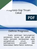 Prognosis Gigi Tiruan Cekat