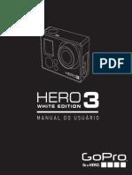Hero3 Manual White Portugues