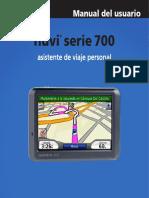 Nuvi 710-750-760 - Manual de Usuario