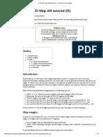 FreeCAD-Ship s60 Tutorial (II) - FreeCAD Documentation