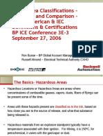 3e-5 Motor Area Classification-Review Compare NEMA and IEC