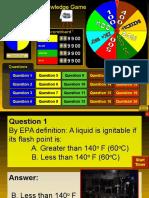 ChemCat Knowledge Game