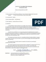 2015 SkyLine CPNI Certification.pdf