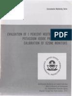 EPA_determinação de ozônio