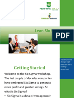 Lean Six Sigma P.presentation