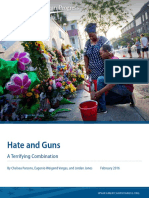 Hate and Guns