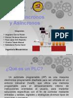 PLC Sincrono y Asincrono