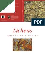 Lichens BOOK