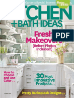 Kitchen and Bath Ideas - March 2014