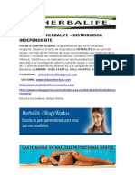 PRODUCTOS HERBALIFE PARA PUBLICITAR