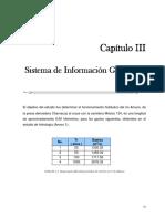 3. Sistema de Informacion Geografica
