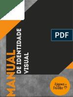 Manual de Identidade Alquimia Do Paladar