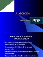 Adopcion Derecho de Familia