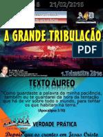 Lição 8 a Grande Tribulação Site