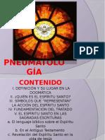 3. PNEUMATOLOGÍA Presentacion Power Point