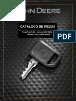 Catalogo Piezas Motores Powertech 68l 6068 Oem John Deere
