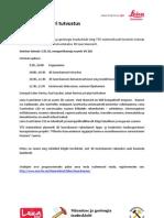 Seminar 3D Laserskanneri Tutvustus_050510