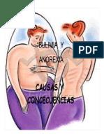 Causas de La Anorexia Escolar