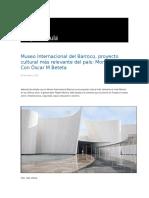 04-02-2016 Grupo Fórmula - Museo Internacional Del Barroco, Proyecto Cultural Más Relevante Del País, Moreno Valle. Con Óscar M Beteta