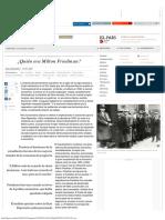¿Quién Era Milton Friedman_ _ Edición Impresa _ EL PAÍS